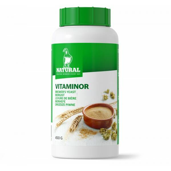 Natural Vitaminor biergist 450 gram