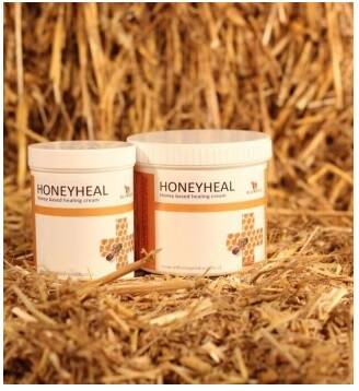 Honey heel 190ML / 500ml Honing, zinkzalf