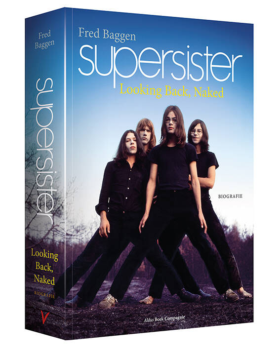 Supersister-biografie Looking Back, Naked