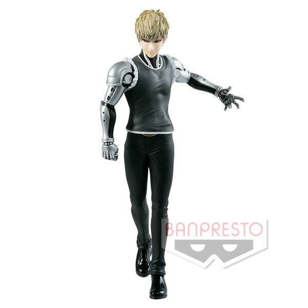 One punch man: Genos - DFX figure - Banpresto