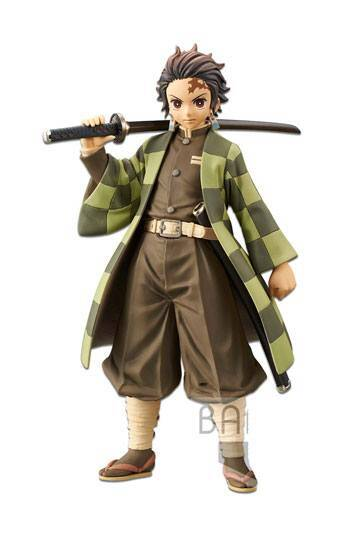 Demon slayer - Kimetsu no yaiba: Tanjiro Kamado - Banpresto