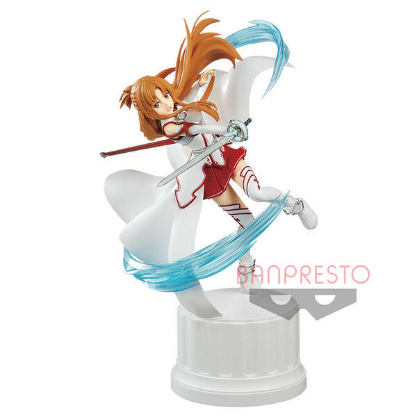 (PRE-ORDER) Sword art online: Asuna - Knights of Blood version - Espresto - Banpresto