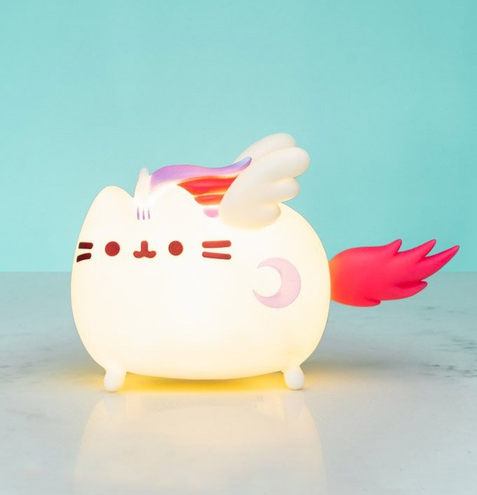 Lampje: Pusheen - super Pusheenicorn