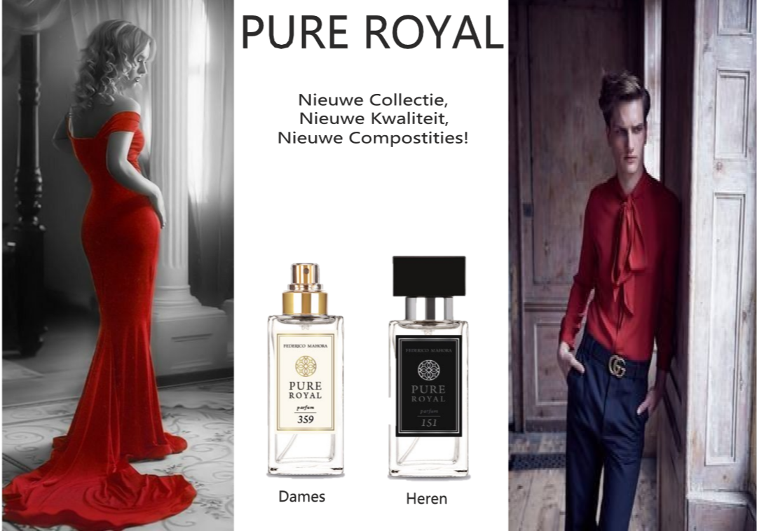 Uitleg Pure Royal Parfums Wat Is Fm World Mode Meer