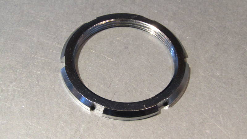 SHIMANO DURA ACE 7200 ERA ENGLISH THREAD Bottom Bracket Lock Ring BXC00E2*