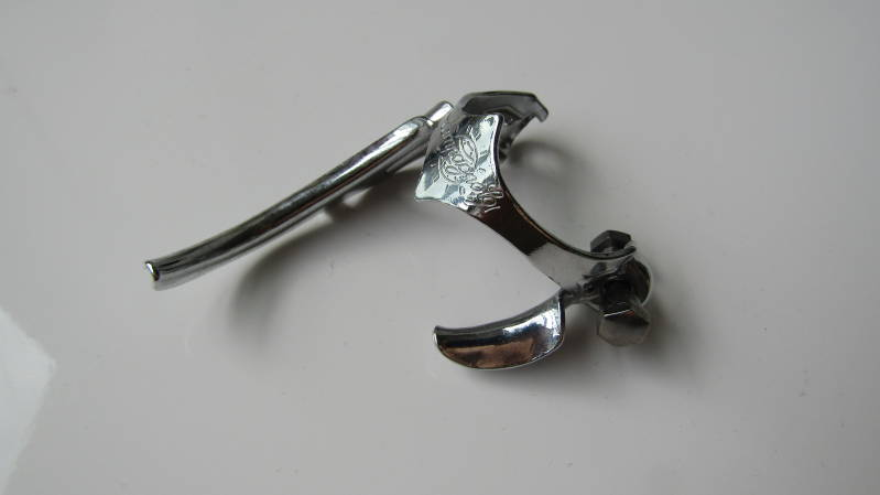 CAMPAGNOLO NUOVO RECORD Dual gear cable guide clamp NOS! BXC00C6*