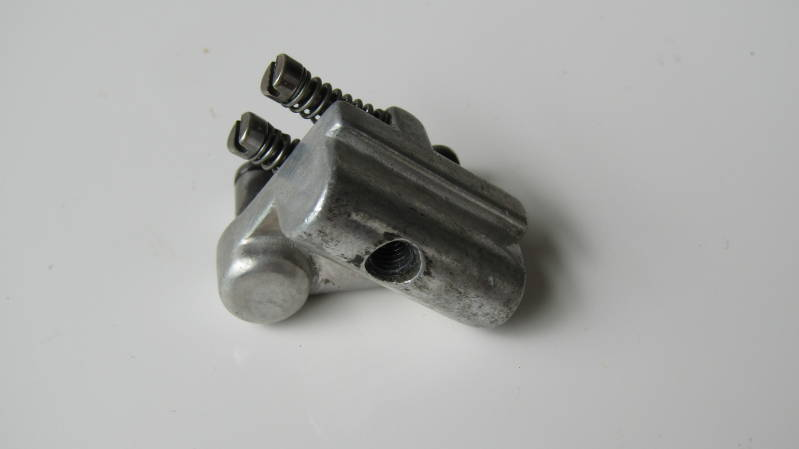 CAMPAGNOLO NUOVO/SUPER RECORD Braze-on Derailleur Body NOS! BXC00G23*