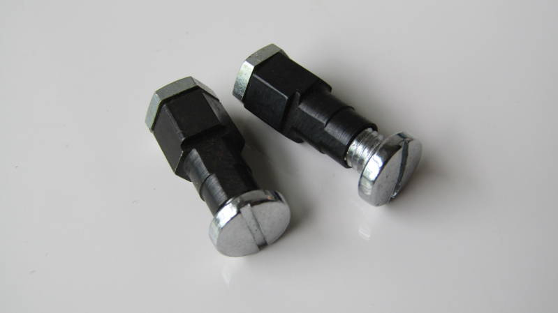 *CAMPAGNOLO Bar End Mounting Hardware 2X NOS! BXC00G27*