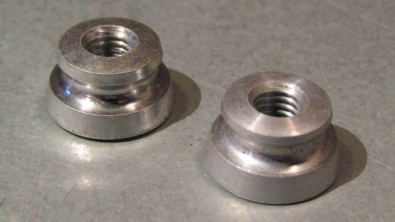 **CAMPAGNOLO VICTORY Brake Caliper Adjuster Post Nuts 2X NOS BXC00A3010