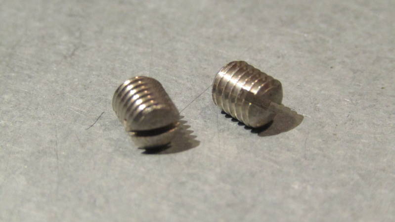 ***CAMPAGNOLO NUOVO/SUPER RECORD Brake Lever Pivot Pin Set screws 2X BXC00H18 707 - 6/11/20 RK03