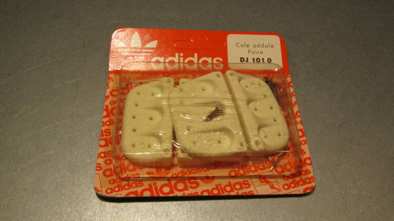 ADIDAS #DJ 101 0 Cleats COMPLETE with nails NOS! BXC00F6