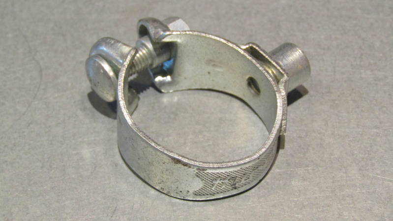 HURET Right side gear lever clamp NOS! BX6a*