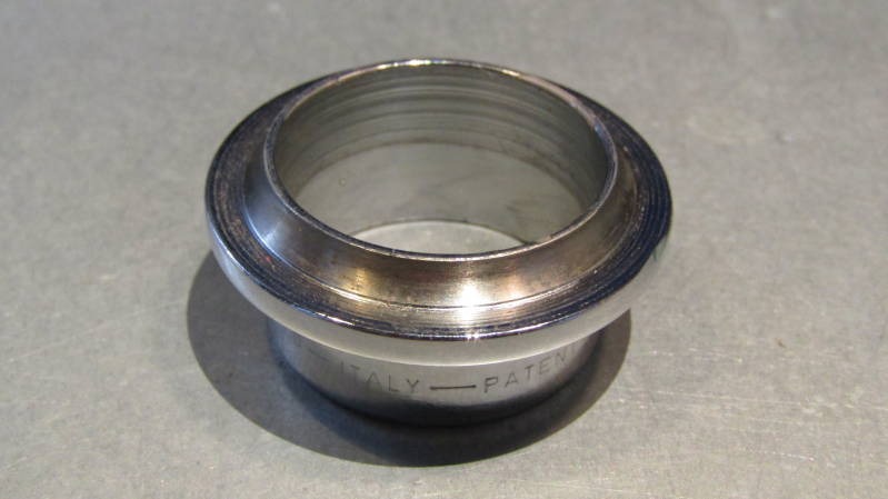 CAMPAGNOLO NUOVO RECORD Headset upper fixed bearing race New! BX16