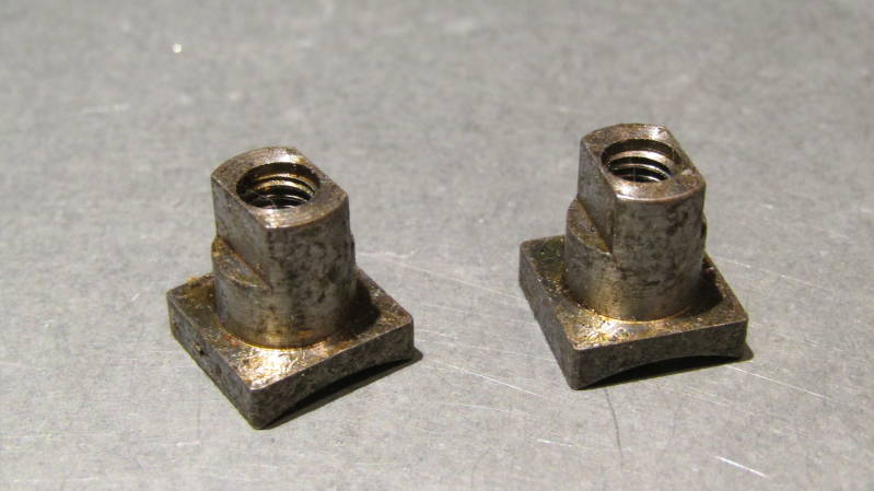 CAMPAGNOLO Down Tube gear lever BRAZE-ONs NOS! BX25a