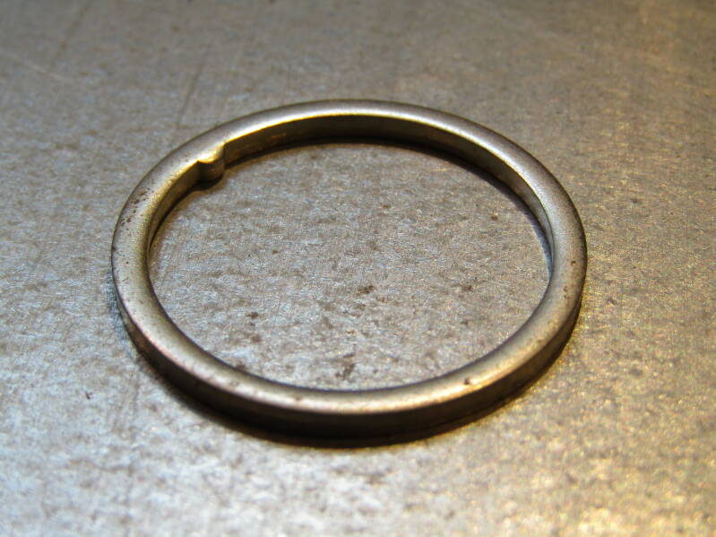CAMPAGNOLO Headset keyed washer ( Hidden ) NOS! TL07 01-B01-C01-02 5/10/21