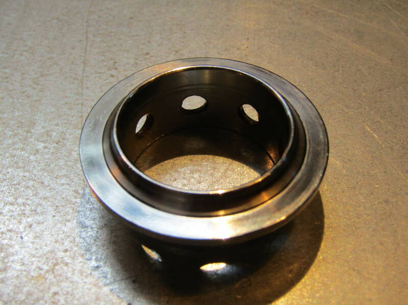 CAMPAGNOLO CHORUS headset 1 inch Upper fixed bearing race NOS! TL07 01-B01-C04-04 5/10/21