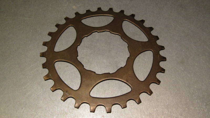 SHIMANO EXAGE Type FREEWHEEL Cog 28t most inner Position NOS! BX38a