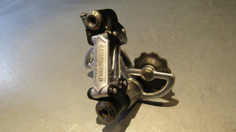 CAMPAGNOLO SUPER RECORD ( PATENT 77 ) Rear Derailleur 2nd Hand BX72