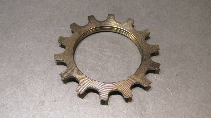 SHIMANO DURA ACE 7200 ERA ORO (Gold) 14t Threaded FREEWHEEL Cog. NOS! BB4