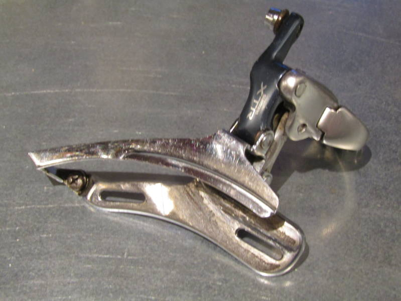 SHIMANO XTR 31.8 Clamp-on front derailleur 2nd hand BB26 55 - 12/12/19 RK03