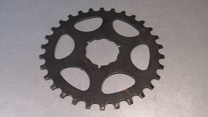 **SHIMANO EARLY 600 Type 30t UNIGLIDE / FREEHUB Cassette Cog NOS! BXC00C8 02 - 10/15/19 RK06