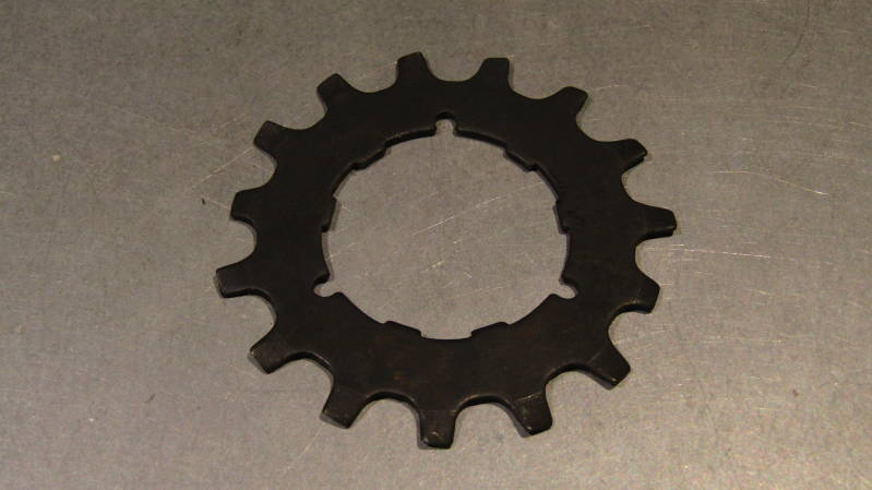SHIMANO EARLY 600 15t FREEHUB/UNIGLIDE Cassette Cog NOS! BXC00C7