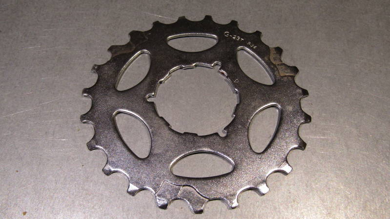 SHIMANO G-23t HYPERGLIDE Cassette Cog NOS! BXCC007