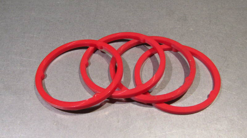MAILLARD COURSE 5/6 Speed ( MA ) Freewheel Spacers 4X NOS! BXC00C11 001 - 7/28/20 RK07
