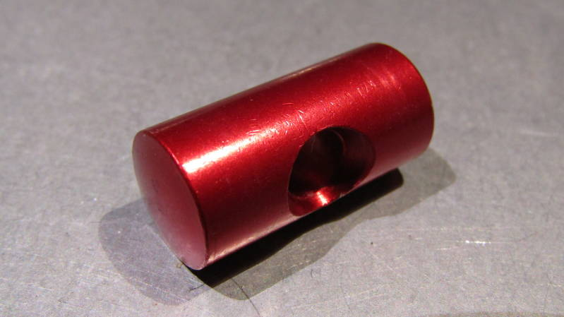 SHIMANO EARLY 600 Vintage 70's Brake Lever Pivot Pin ( RED ) NOS! BXCC0014
