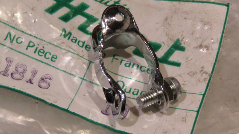 HURET #1816 Chain Stay Cable guide NOS! BXCC0023