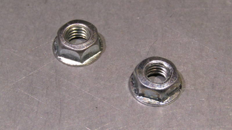 MODOLO CORSA Brake Caliper Fixing Nuts 2X NOS! BXC00J21 9991 - 10/19/20 RK04