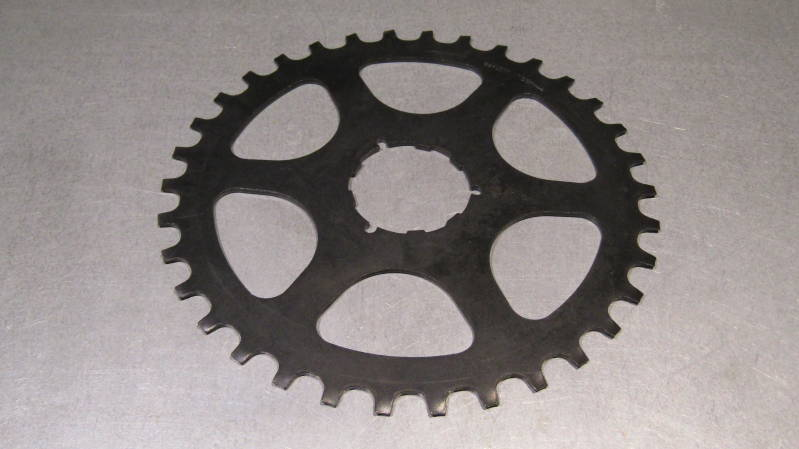 SHIMANO EARLY 600 FREEHUB/UNIGLIDE 34t Cassette Cog BLACK NOS! BXCC0028*