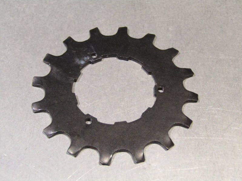 **SHIMANO EARLY 600 16t Cog with threaded keeper screw holes NOS! BXC00C34 401 - 7/1/20 RK09