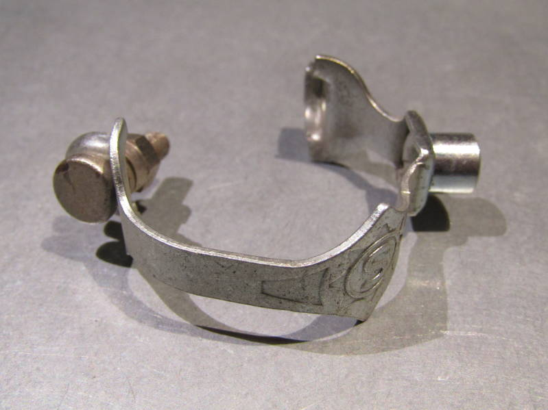 SIMPLEX Right Side Gear Lever Clamp NOS! BXC00D5