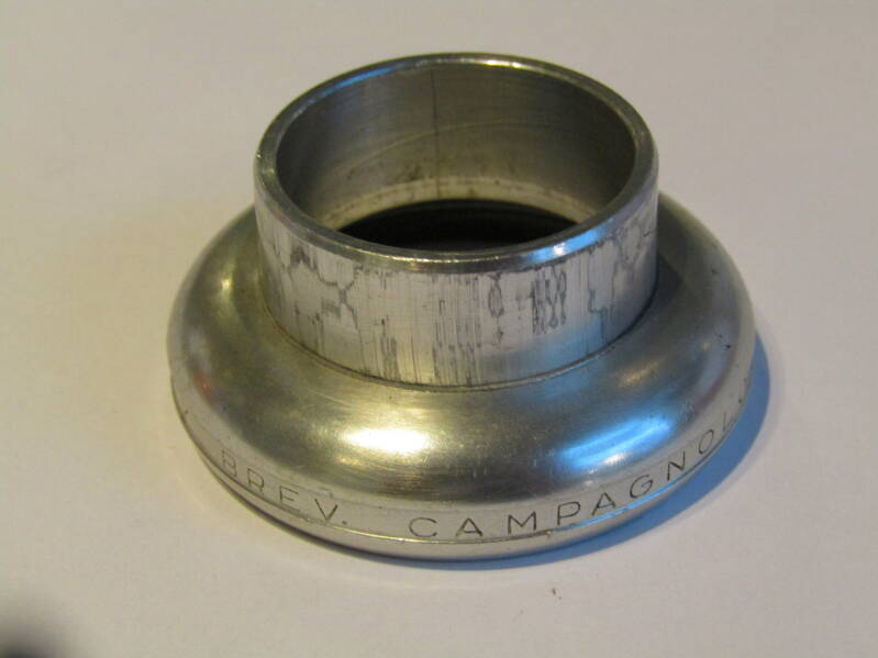 CAMPAGNOLO SUPER RECORD ROAD Headset lower fixed bearing race 2nd hand BOR04 003-05 6/7/21