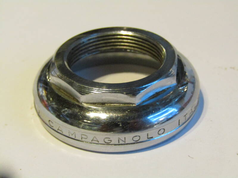 CAMPAGNOLO NUOVO RECORD ENGLISH Thread Headset adjustable bearing race 2nd hand BOR04 003-06 6/7/21
