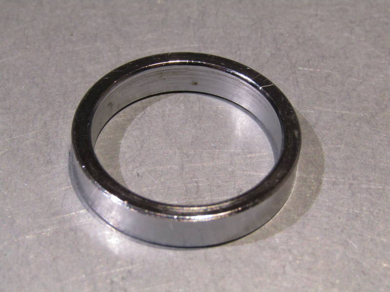 CAMPAGNOLO GRAN SPORT/NUOVO RECORD 6mm UNIVERSAL CHROME STEEL Headset washer NOS! BXC00D13