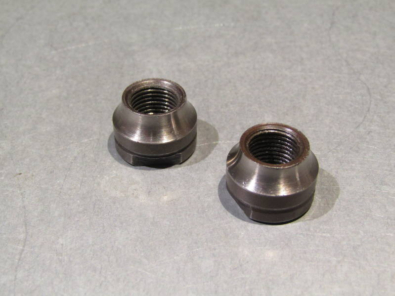 CAMPAGNOLO TYPE Rear Hub 10X26 Bearing Cones 2X NOS! BXC00D1 01 - 9