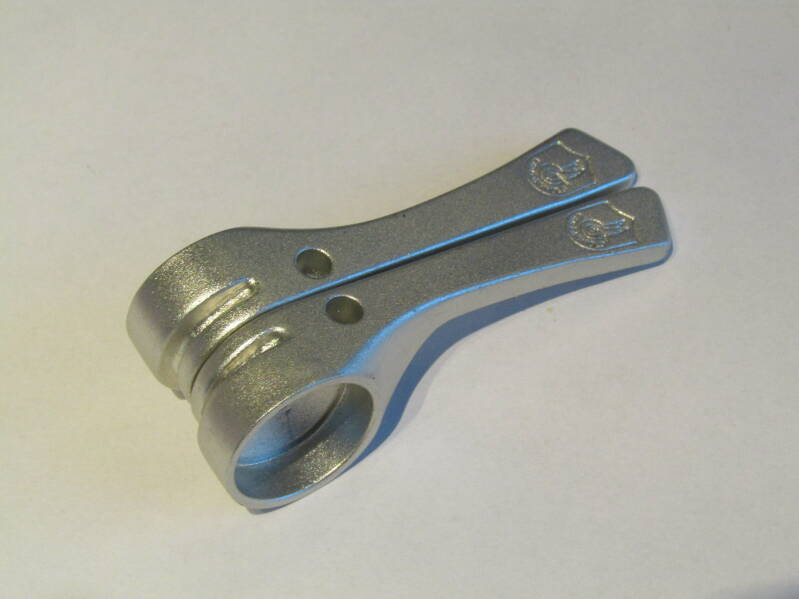 CAMPAGNOLO MIRAGE 6/7sp Friction only gear lever set NOS! BOR15-002-02 6/15/21