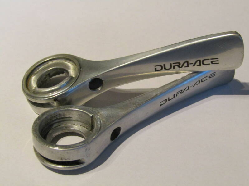 SHIMANO DURA-ACE 7400 ERA 6sp INDEX Gear lever set/ levers only 2nd hand! TL01 02-B01-C05-02 6/15/21