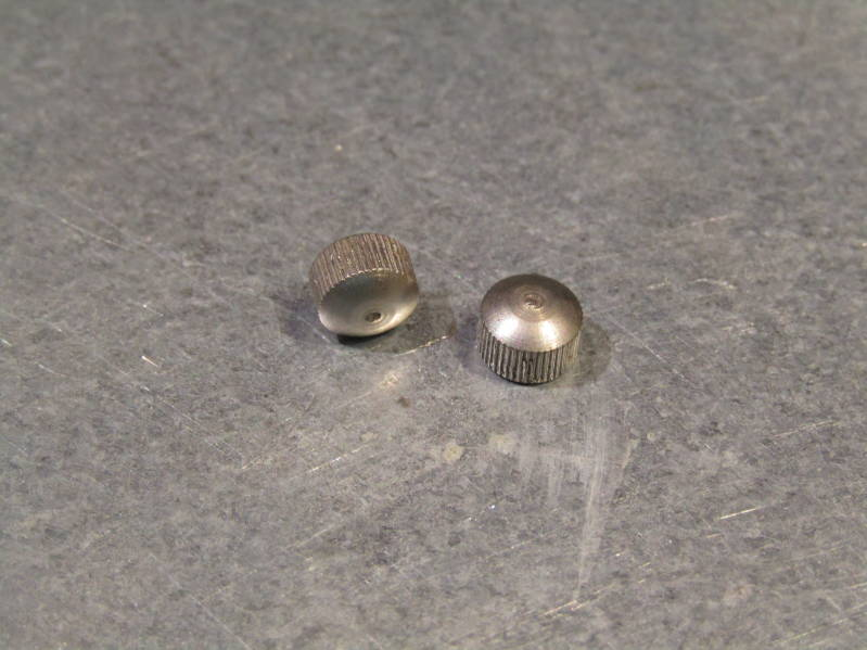 CAMPAGNOLO TYPE Drop-out ADJUSTER screw nuts 2X NOS! BX56A3 100 - 3/22/20 RK13