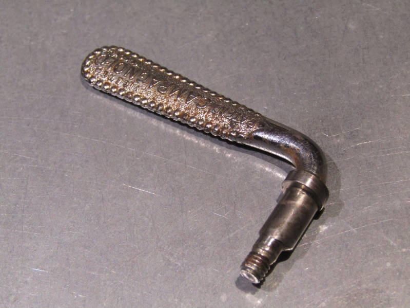 CAMPAGNOLO NUOVO RECORD FLAT Quick Release Lever 2nd hand BXC00D30
