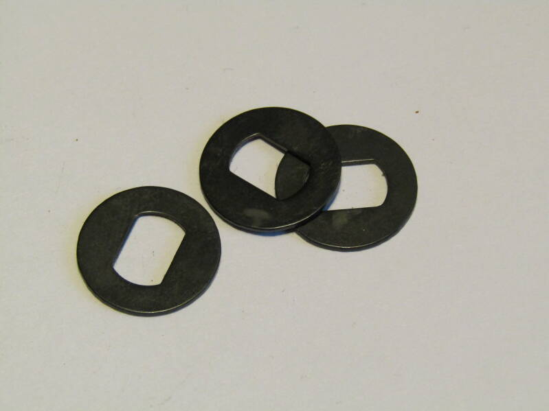 CAMPAGNOLO NUOVO RECORD Gear lever fitted washers 3X NOS! TL08 02-B01-C03-07 6/25/21