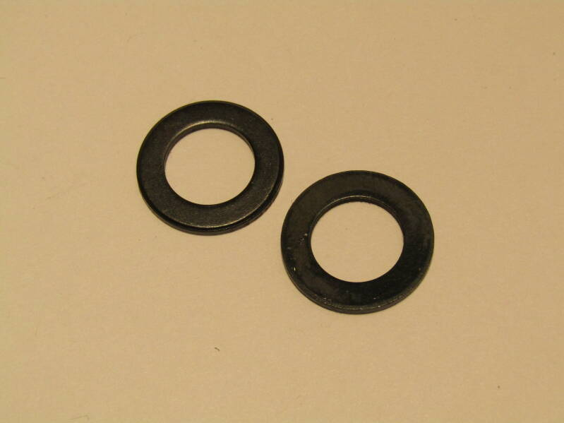 CAMPAGNOLO NUOVO/SUPER RECORD Crank arm bolt WASHERS 2X 2nd hand TL01 02-B01-C01-04 6/25/21