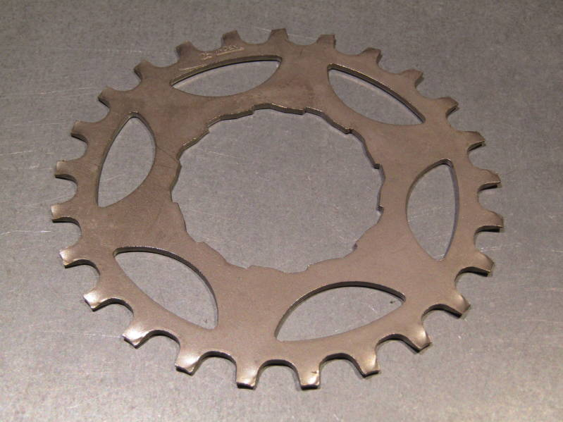 SHIMANO 600EX 25t FREEWHEEL Cog most inner position NOS! BXC00D32