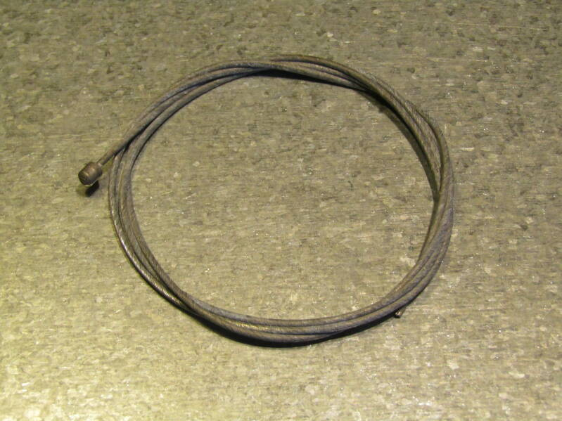 CAMPAGNOLO NUOVO/SUPER RECORD Front gear cable 1X NOS! BX57 7700 - 7/6/21 RK01
