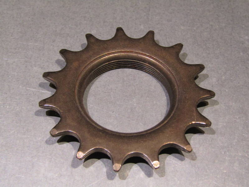 MAILLARD TYPE 15t 1/8 inch Fixed Gear/ Track Cog ENGLISH Thread NOS! BXC00B20*