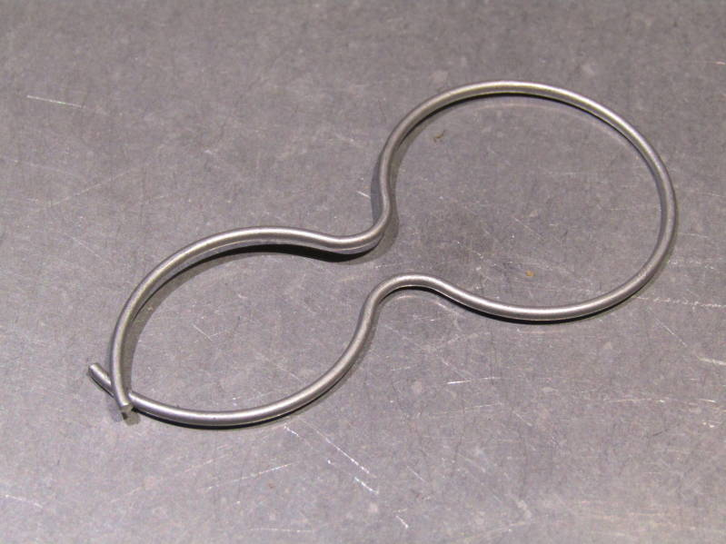 *CAMPAGNOLO HEADSET WRENCH Keeper Spring Tool NOS! BXC00B31