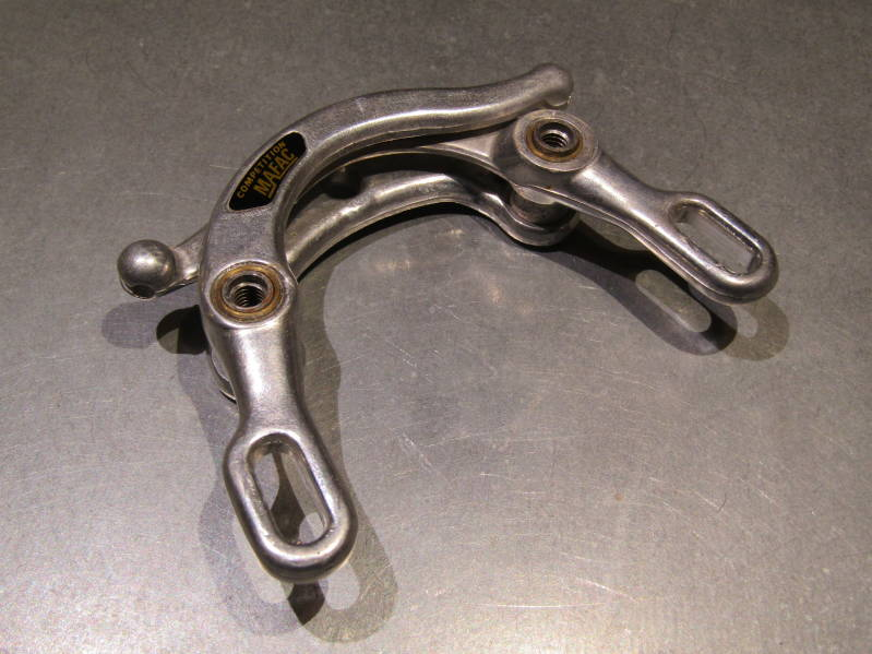 MAFAC COMPETITION Brake Caliper Arm set NOS! BXC00B332