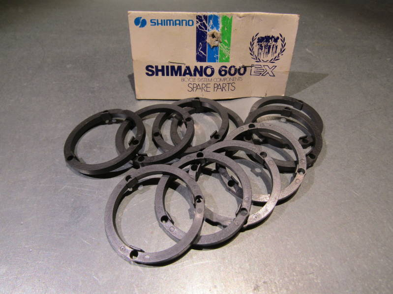 SHIMANO 600 EARLY 5/6 SPEED UNIGLIDE CASSETTE Spacer NOS! BXC00F26 55 1/24/20 RK09